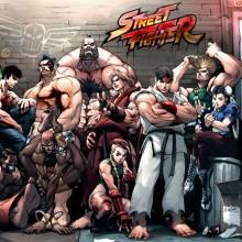 8 Bits – 25 anos de Street Fighter!