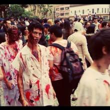 Zombie Walk São Paulo 2012