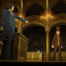 Professor Layton vs Ace Attorney ganha trailer de lançamento