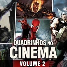 Resenha | Quadrinhos no Cinema Vol. 2