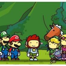 Vídeos mostram Mario e Link em ação em Scribblenauts Unlimited