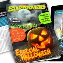 SuperMag #3 – Especial de Halloween