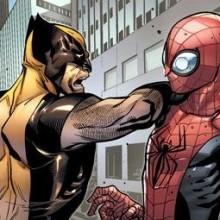 O Homem-Aranha Superior senta a porrada no Wolverine