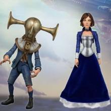 Action figures de Bioshock Infinite saem em janeiro