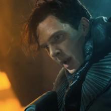 Benedict Cumberbatch fala sobre o vilão de Além da Escuridão – Star Trek