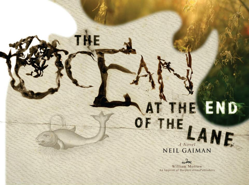 Neil Gaiman Novo Livro Capa