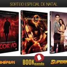 Promoção de Natal: três DVDs para você!