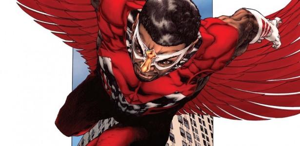 Falcon Marvel