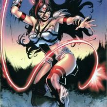 Fúria, a filha da Mulher-Maravilha da Terra 2, está de volta ao Universo DC