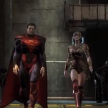 Injustice: Gods Among Us ganha trailer com a sua história