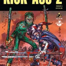 Mark Millar dá algumas informações sobre Kick-Ass 3 e promete preview para breve