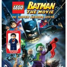 Filme LEGO Batman sai em home-video lá fora em maio