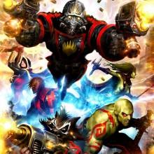Rumor do Dia: A Marvel está planejando um mega crossover cósmico nos quadrinhos