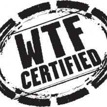 DC oficializa o Mês WTF