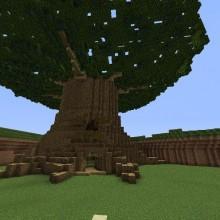 Estão criando Ocarina of Time em Minecraft