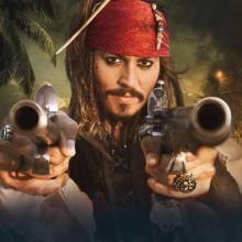 Piratas do Caribe 5 é mais um filme a estrear em 2015