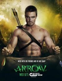 Arrow Novo Poster