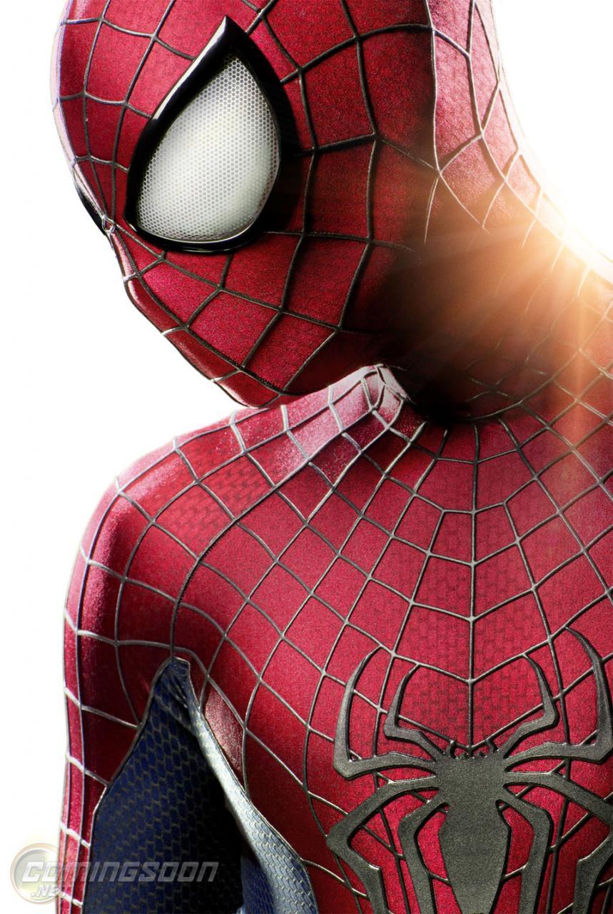 Espetacular Homem Aranha 2 Uniforme