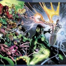 TODOS os escritores do núcleo do Lanterna Verde serão trocados