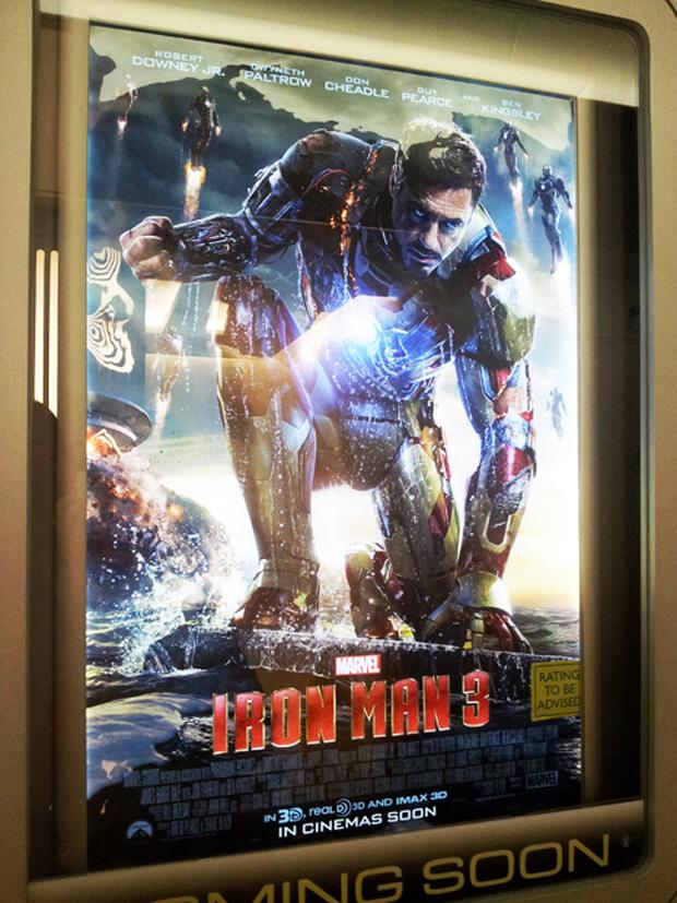 Homem de Ferro 3 Novo Poster 01