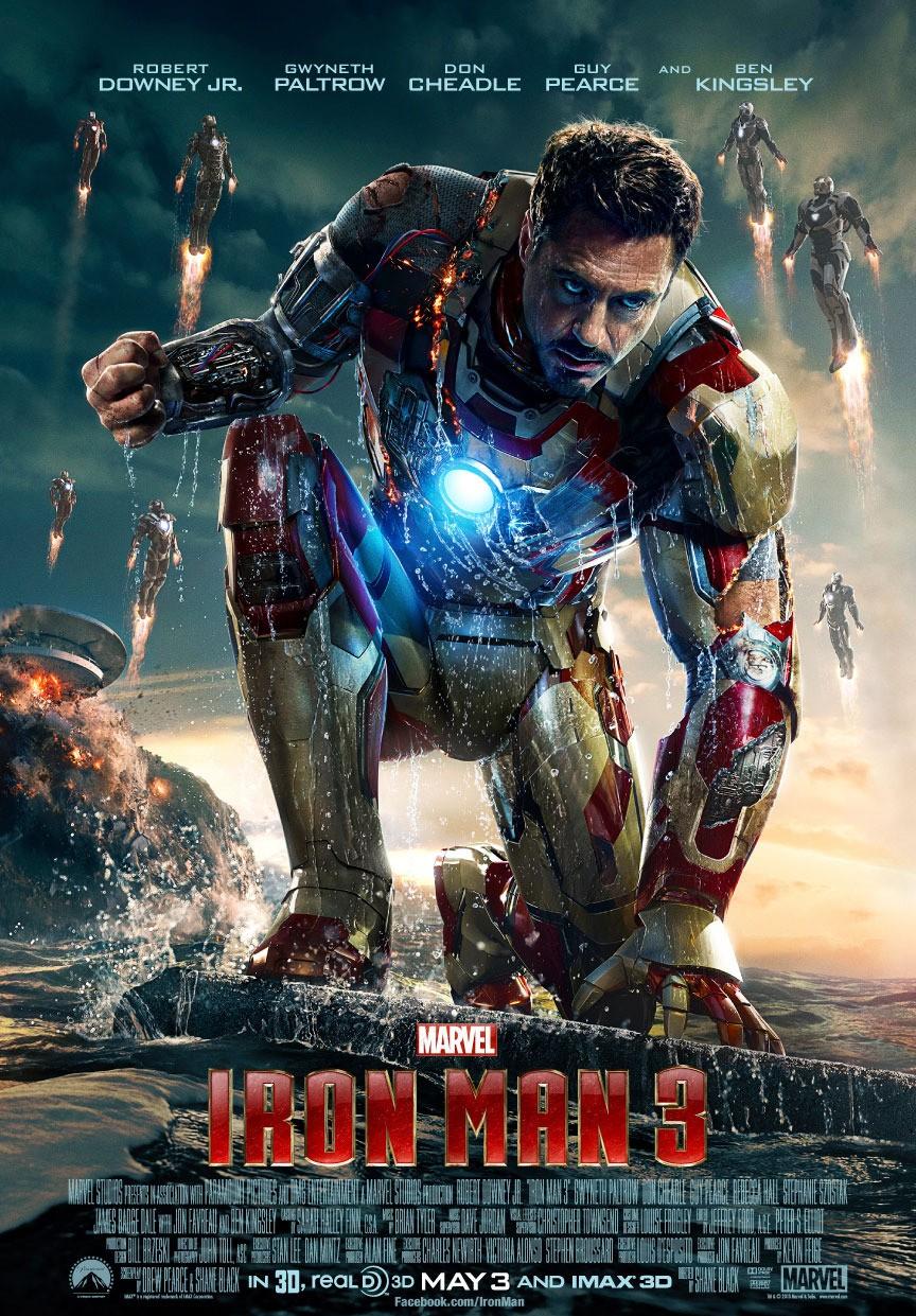 Homem de Ferro 3 Novo Poster 02