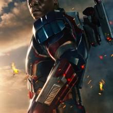 O Patriota de Ferro de Homem de Ferro 3 ganha um pôster só seu
