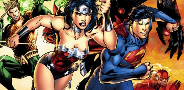 Justice League #12 Review 01