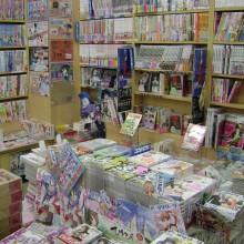 Vendas de mangás no Japão caem 1,5% em 2012