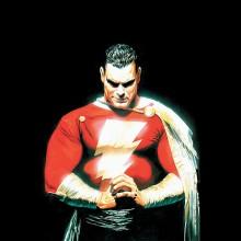 E essa é a primeira imagem do Shazam em Injustice: Gods Among Us