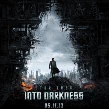 Além da Escuridão – Star Trek ganha pôster em movimento