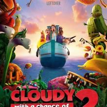 Vamos assistir ao novo trailer de Tá Chovendo Hambúrguer 2