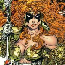 Neil Gaiman volta à escrever pra Marvel – e leva a Ângela junto!
