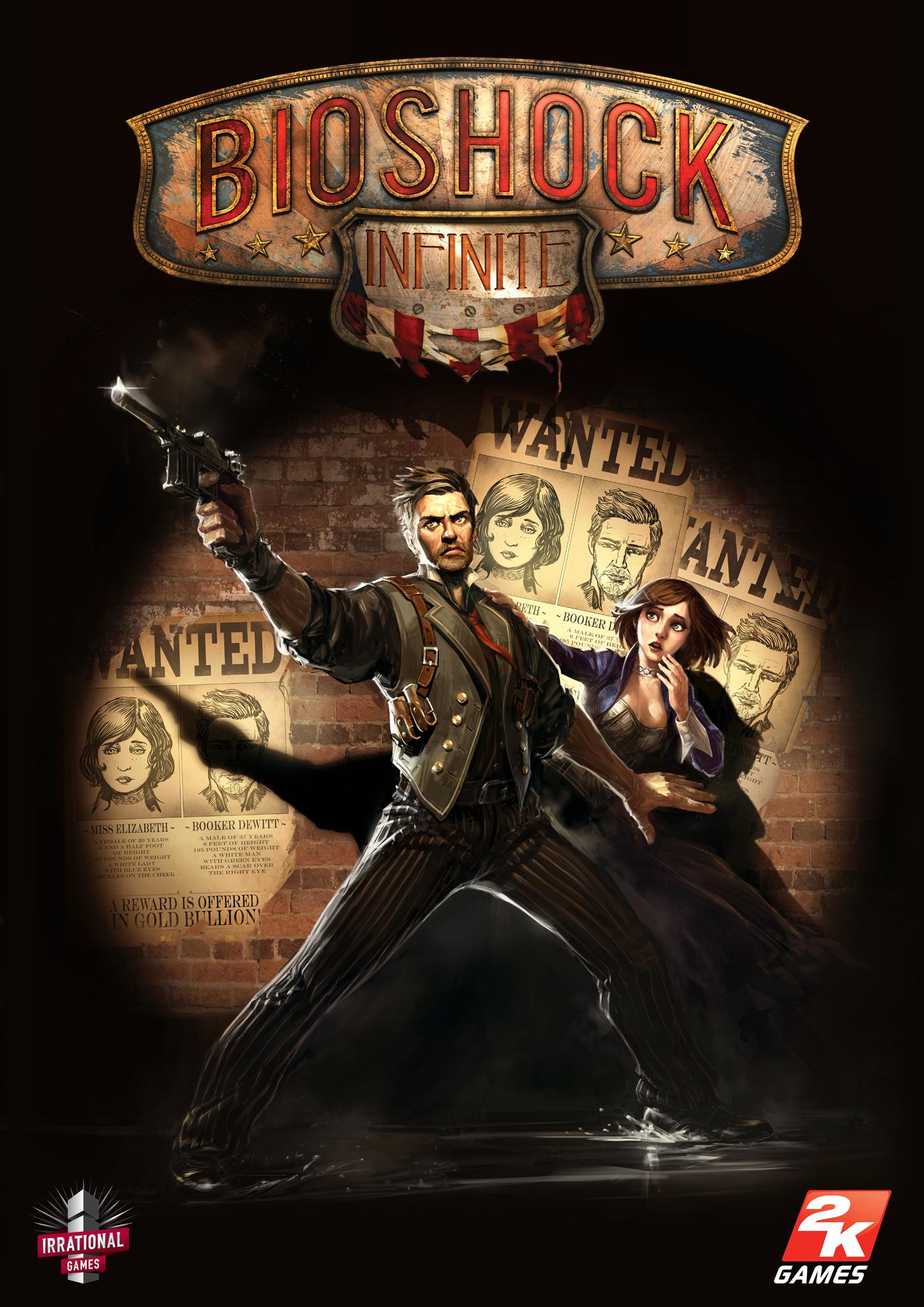 BioShock Infinite.
