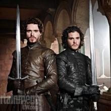 Saem novas imagens promocionais da terceira temporada de Game of Thrones