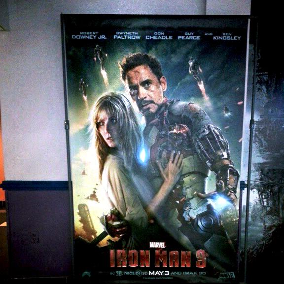 Homem de Ferro 3 Novo Poster 03