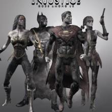 E esse Batman zumbi no novo trailer de Injustice: Gods Among Us?