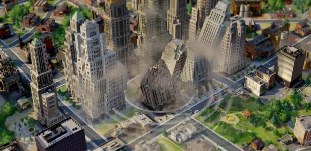 SimCity Desgraca