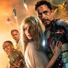 Homem de Ferro 3 ganha novo poster IMAX