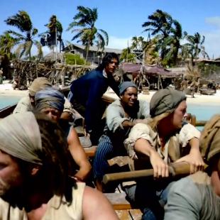 Os Piratas de Black Sails!