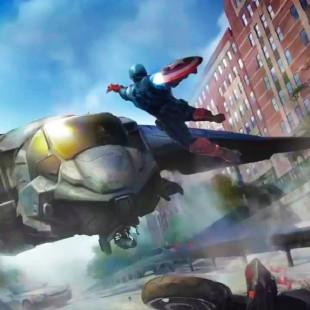 """Anthony Mackie diz que Capitão América 2 será """"Os Vingadores 1.5"""""""