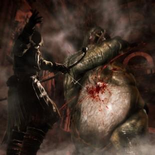 E sai o primeiro vídeo da jogabilidade de Dark Souls 2