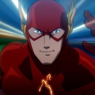 Sai a primeira imagem da animação de Flashpoint