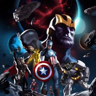 Nova saga da Marvel ganha pôster
