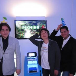 A Nintendo NÃO terá conferência na E3 2013!