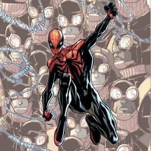 Marvel muda o uniforme do Homem-Aranha Superior