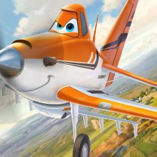 Veja uma cena de Aviões, o novo filme da Disney