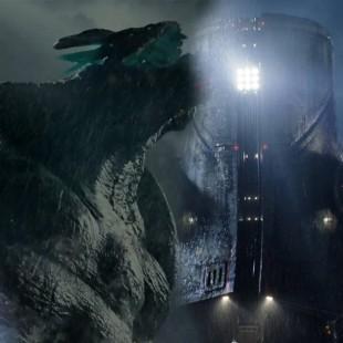 Guillermo del Toro fala sobre um possível crossover entre Godzilla e Círculo de Fogo