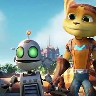 Ratchet & Clank ganhará filme!