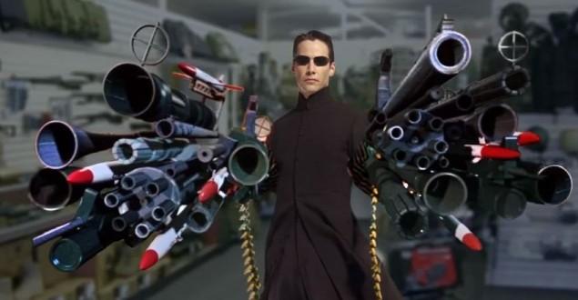 """""""Matrix"""" de Acordo com a Mãe de um Cara & O Menor Filme do Mundo"""