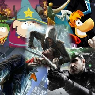 Esses são os games que a Ubisoft levará para a E3 2013